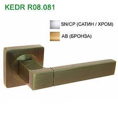 Ручка дверная KEDR (Кедр) R08.081