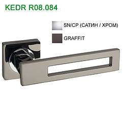 Ручка дверная KEDR (Кедр) R08.084