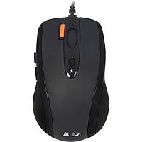 Мышь A4Tech N-70FX-1 USB Black