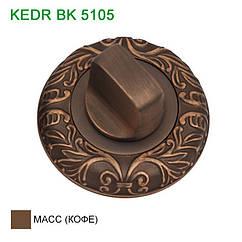 Ручка дверная KEDR (Кедр) BK 5105