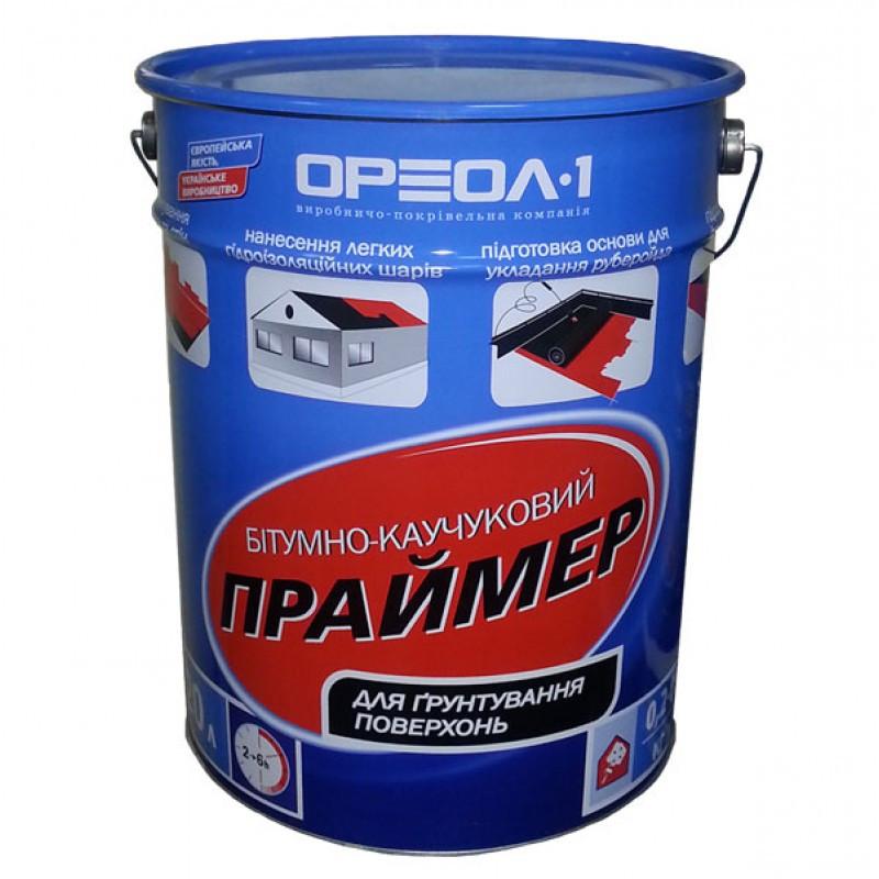 Праймер битумно-каучуковый 10 л