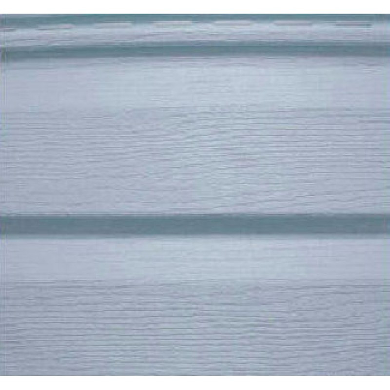 Виниловый сайдинг Ю-пласт Голубой