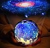 Проекционная лампа Космос Noblest Art  для создания праздничной атмосферы (LY3048)