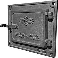 Чугунные дверцы  DPK16 240x275, фото 1
