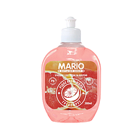 Крем-мило Mario 300 млпуш-пул Грейпфрут  (4823317435473)