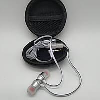 Наушники с микрофоном круглым чехлом JBL Е10