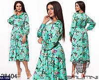 Платье AX-1884 (48-50, 52-54, 56-58)