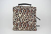Рюкзак женский леопардовый Valensiy 7048