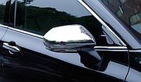 Накладки на зеркала для Toyota Camry 70, Тойота Кэмри 70, 2018+