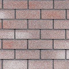 Фасадная плитка Технониколь Hauberk Мраморный кирпич