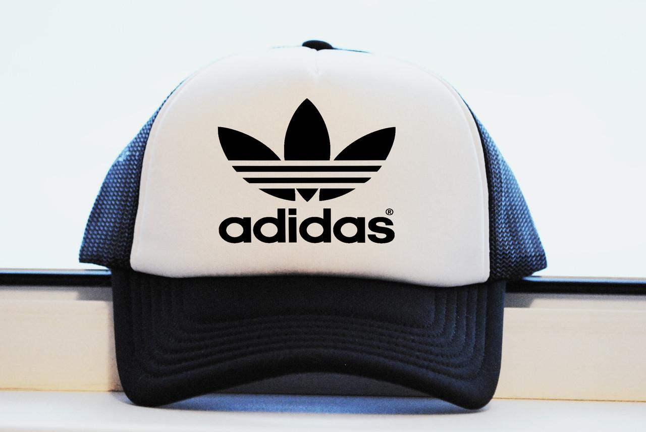Бейсболка Adidas спортивная принт как оригинал реплика