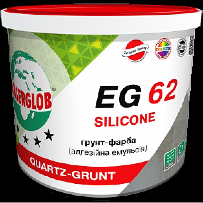 Адгезионная эмульсия силиконовая Quartzgrunt ANSERGLOB (Ансерглоб) EG 62 Silicone