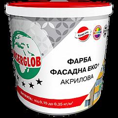 Краска ANSERGLOB (Ансерглоб) фасадная ЭКО+