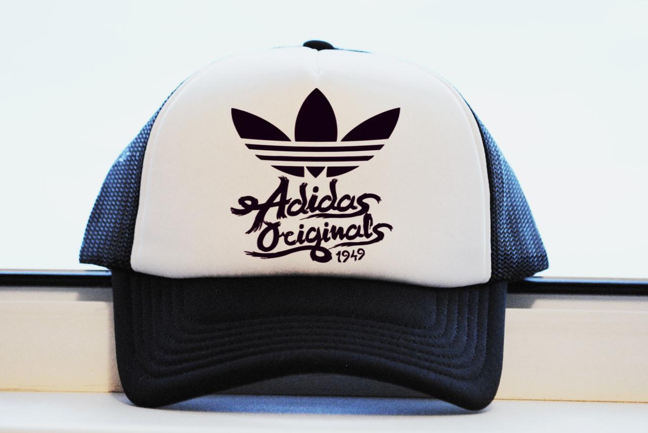 Кепка Adidas Originals 1949 принт как оригинал реплика