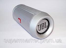JBL Charge2+ e2+ Silver копия, блютуз колонка с FM и MP3, фото 2