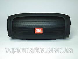 JBL Charge mini 3+ J007 6W копия, портативная колонка с Bluetooth FM MP3, черная, фото 3