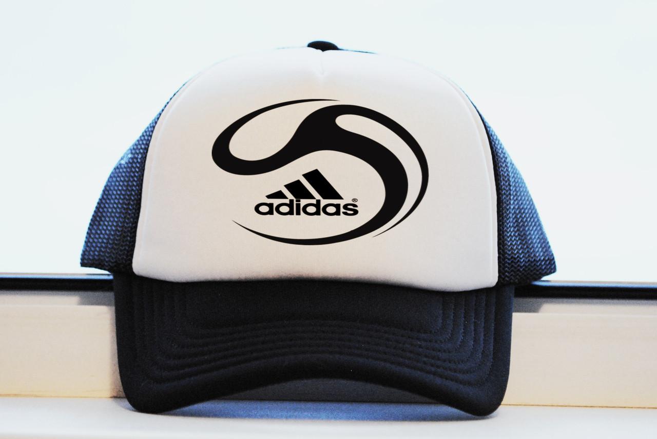 Кепка Adidas спортивная FIFA принт реплика