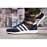 fe410d52 Женские кроссовки Adidas Iniki синие с белым р.36 Акция -52%!, цена ...