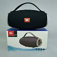 Портативная bluetooth колонка спикер JBL E16 mini FM, MP3, радио Чёрная
