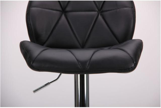 Барный стул Vensan черный без канта (фото 6)