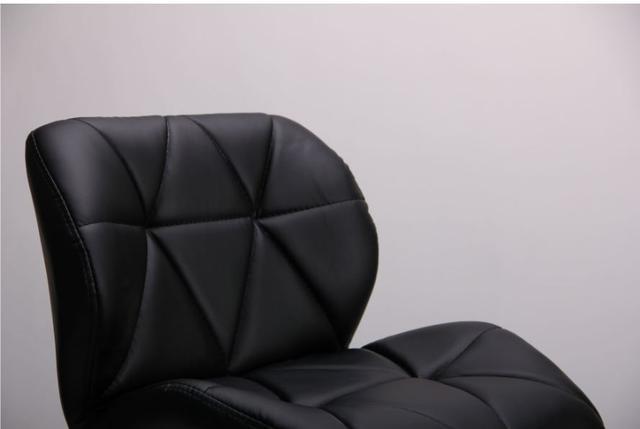 Барный стул Vensan черный без канта (фото 9)