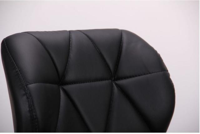 Барный стул Vensan черный без канта (фото 10)