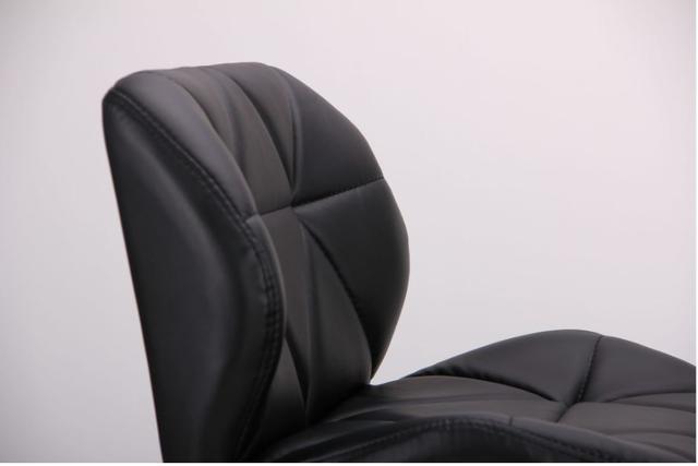 Барный стул Vensan черный без канта (фото 11)