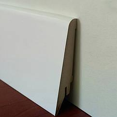 Плинтус МДФ Super Profil (Супер Профиль) ПП 1682 Белый