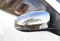 Накладки на зеркала для Toyota Corolla, Тойота Корола 2013+