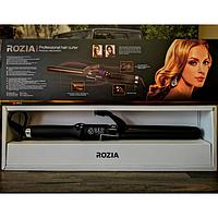 Профессиональная стайлер-плойка для волос ROZIA HR772  (28мм)