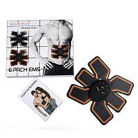 Миостимулятор Beauty Body 6 Pack EMS для мышц живота Mobile Gym Trainer, фото 1