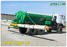 Машина химизации самоходная МХС-10 (12 т.) Бобруйскагромаш (Белоруссия)