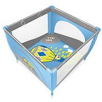 Манеж Baby Design Play 03 2014 blue
