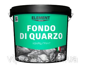 FONDO DI QUARZO ELEMENT DECOR 5л Кварц-грунт
