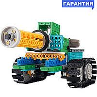 Конструктор на и/к LongYeah R721 4-в-1 (танк, рыцарь, жук, формула-1)