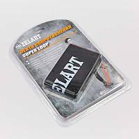 Фитнес резинка LOOP BANDS FI-8228-5 (латекс, размер 500x50,8x1,1мм, жесткость L, черный)