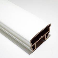 Перило HOLZDORF (Хольцдорф) 80х53 мм Глянец