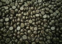 Шоколадная глазурь дропсы черные Zeelandia 5 кг Термостойкие