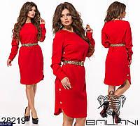 Платье AX-4197 (42-44, 44-46)