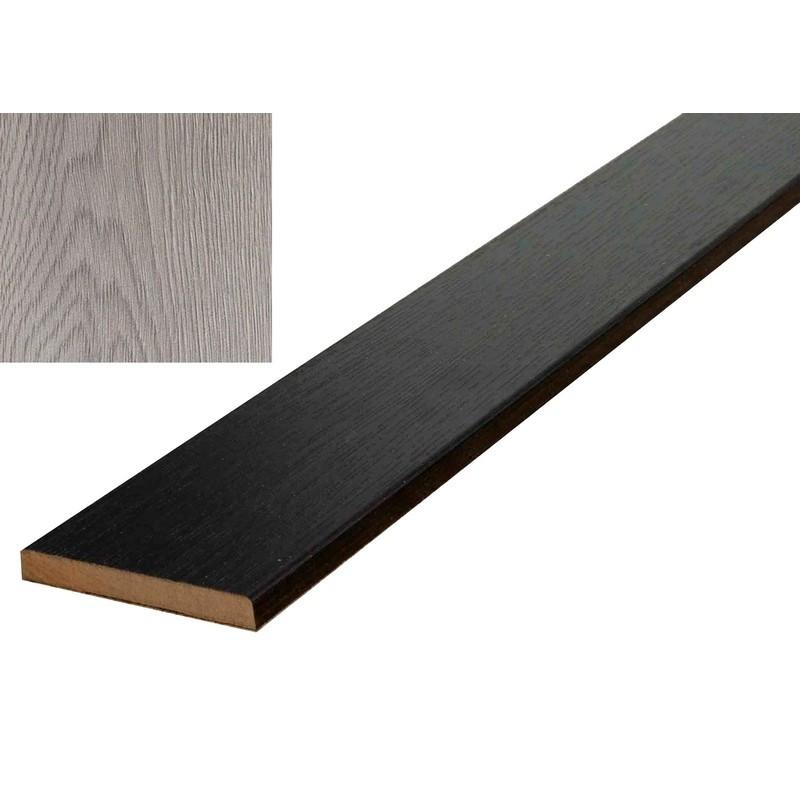 Наличник прямоугольный НаноФлекс 64*6 мм