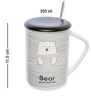 Кружка подарочная Медведь 350 мл MUG-270/1