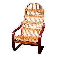 Кресло плетеное из лозы «Релакс»