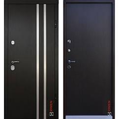 """Дверь """"Параллель VINORIT"""" Венге темный"""