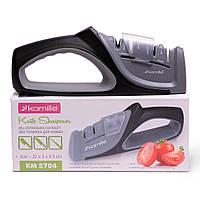 Точилка для ножей Kamille 21,5*4,5*9cm