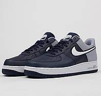 """Оригинальные мужские кроссовки Nike Air Force 1 Low """"Obsidian"""""""