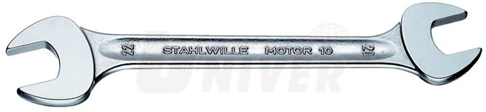 Ключ рожковый STAHLWILLE MOTOR 10 Wurth