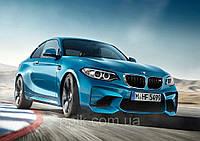 Вафельна картинка автомобіль BMW