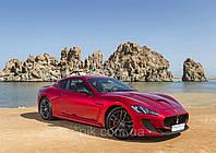 Вафельная картинка автомобиль Maserati 1