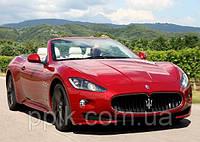 Вафельна картинка автомобіль Maserati 2