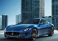 Вафельна картинка автомобіль Maserati